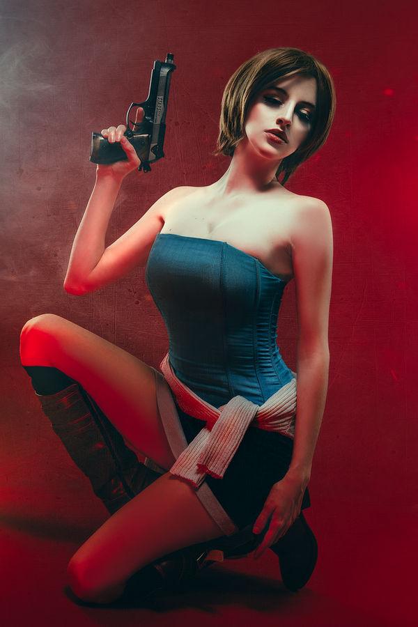 Jill Valentine by agosashford