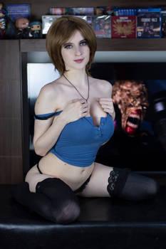 Sexy Jill Valentine