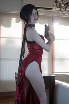 Ada Wong Resident Evil Cosplay