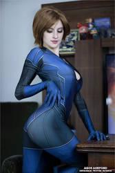 Jill Valentine cosplay MOD