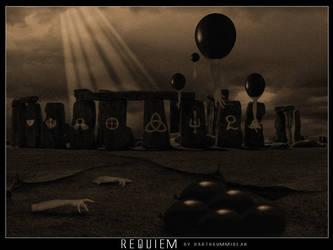 Requiem by DarthGummiBear