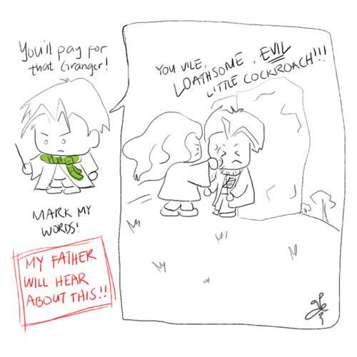 DHR Comic by deimlacquer
