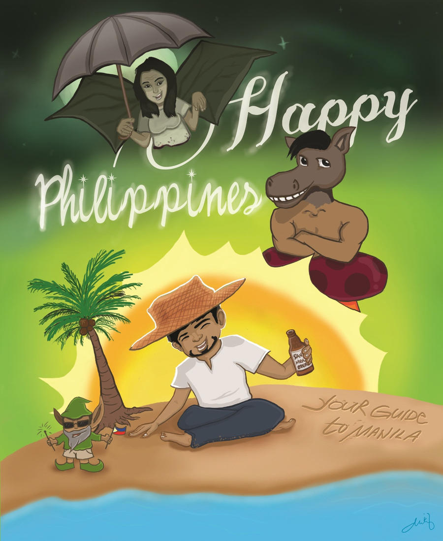 Happy Philippines by deimlacquer