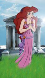Ariel:Megara shading:coloring