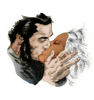 Logan and Ororo
