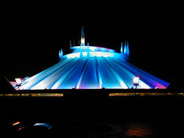 Space Mountain by PuellaDei