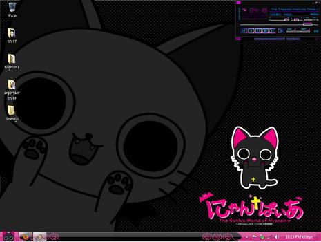 July 17th 2013 Nyanpire desktop.