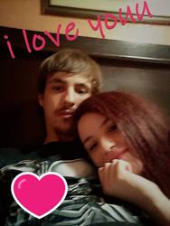 me and my fiancee