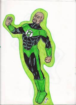 Green Lantern: John Stewart