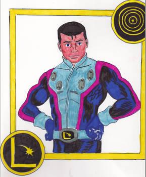 LSH: Cosmic Boy
