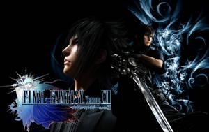 Final Fantasy XIII (Noctis Lucis Caelum) by ViciousJosh