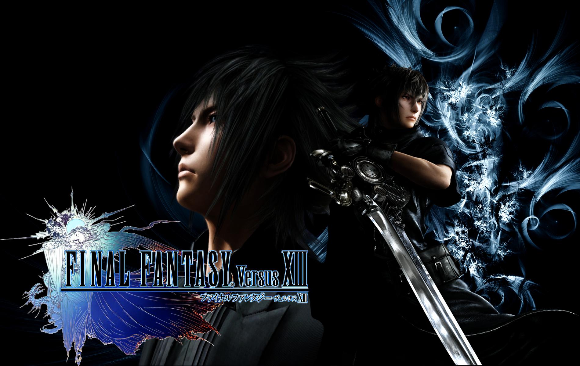 Final Fantasy Xiii Noctis Lucis Caelum By Viciousjosh On Deviantart