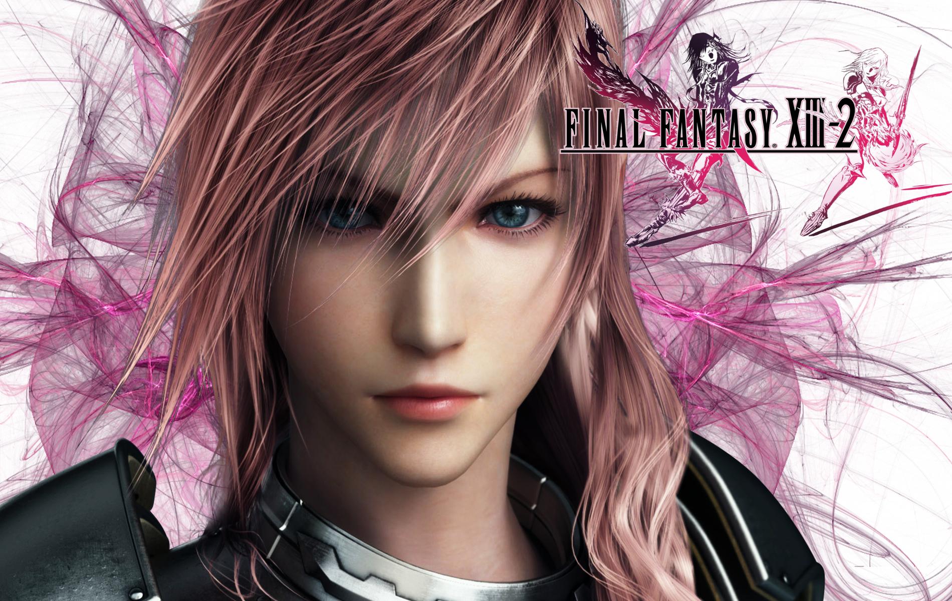Final Fantasy Xiii 2 Lightning By Viciousjosh On Deviantart