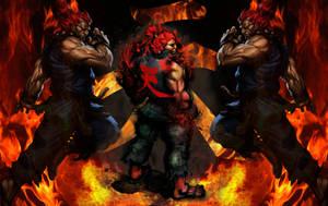 Akuma(BlackOut) by ViciousJosh