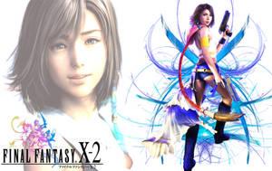 FinalFantasyX2(Yuna) by ViciousJosh