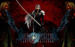 Final Fantasy 7 AC part.1 (Sephiroth) by ViciousJosh