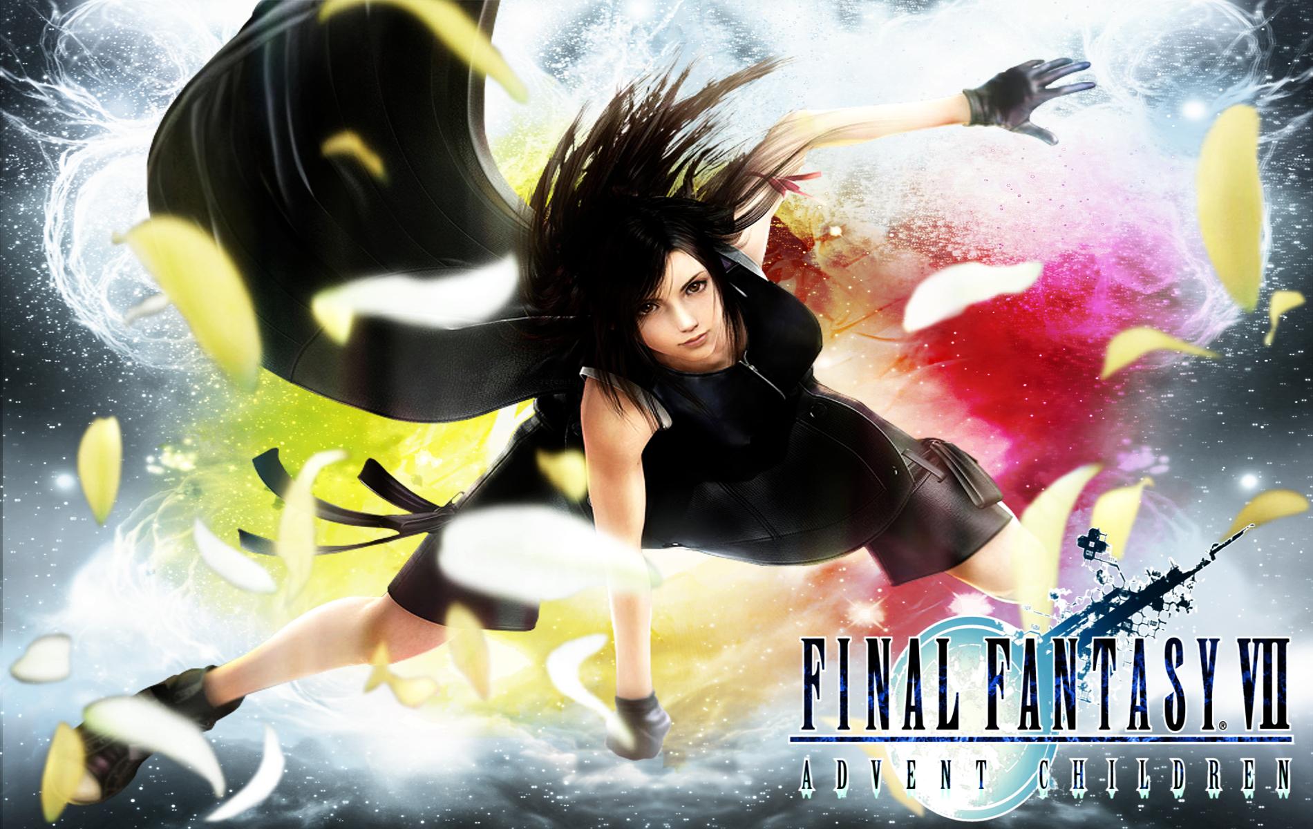 Final Fantasy 7 Tifa Wallpaper