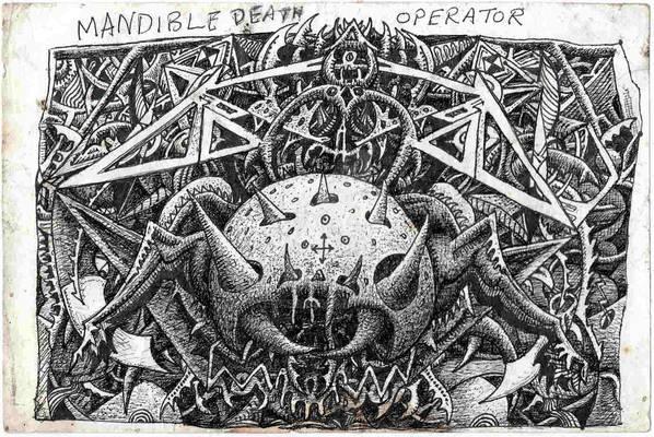Mandible Death Operator by Brian Benson