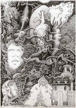 Mindsucker Complex by Brian Benson