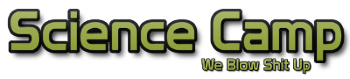 My Gaia Science Camp Logo by SuprVillain