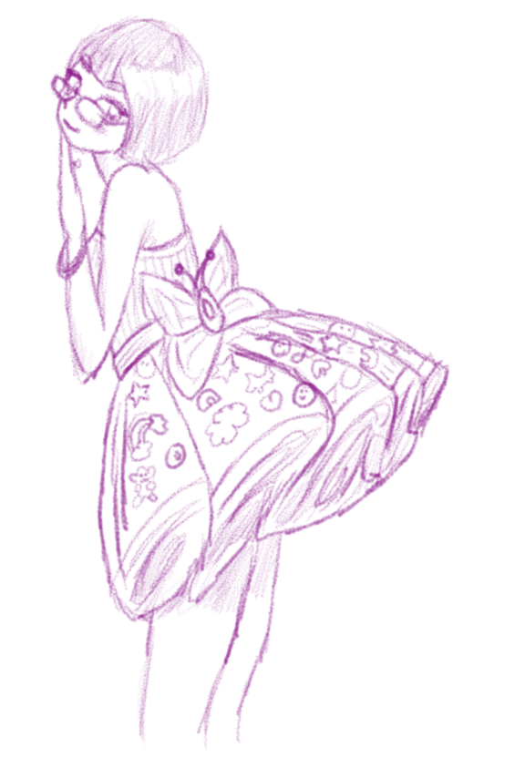 Loli-dress by SuprVillain