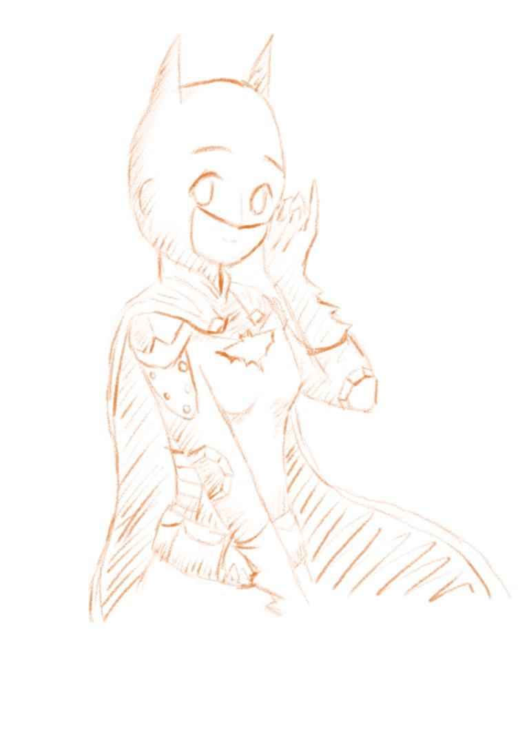 Batgirl-chan