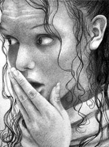 Self Portrait by ladyalita