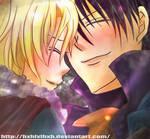 yuuri and wolfram love