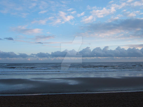 Cloud and Sea Fractal - 1