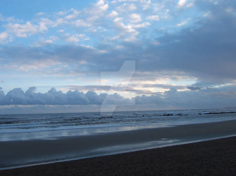 Cloud and Sea Fractal - 2