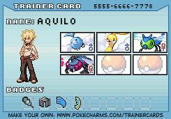 Aquilo The Bird Caller by ZeldaLover12