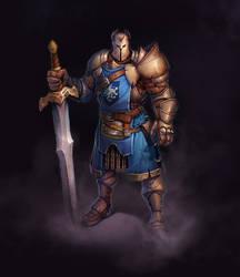 Warrior by NestStrix