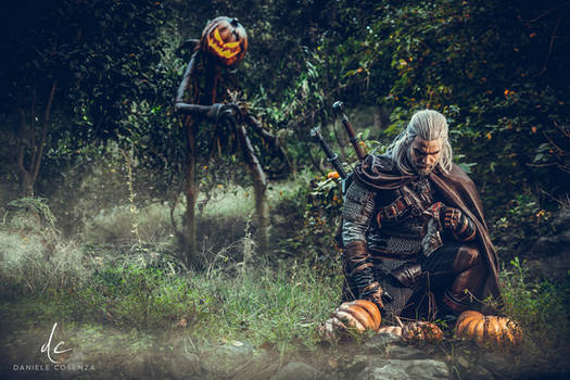 A matter of Pumpkins - Geralt of Rivia