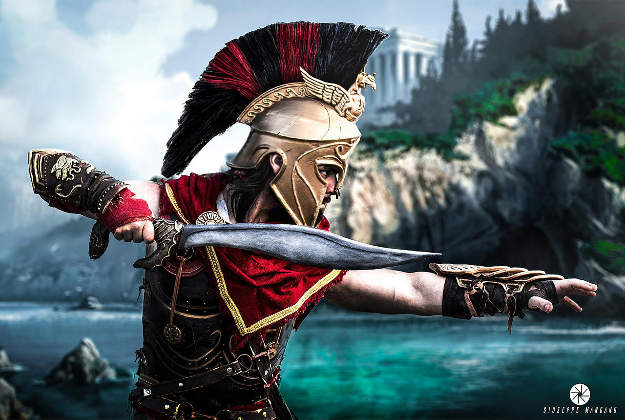 Alexios Assassin S Creed Odyssey By Taryncosplayart On Deviantart