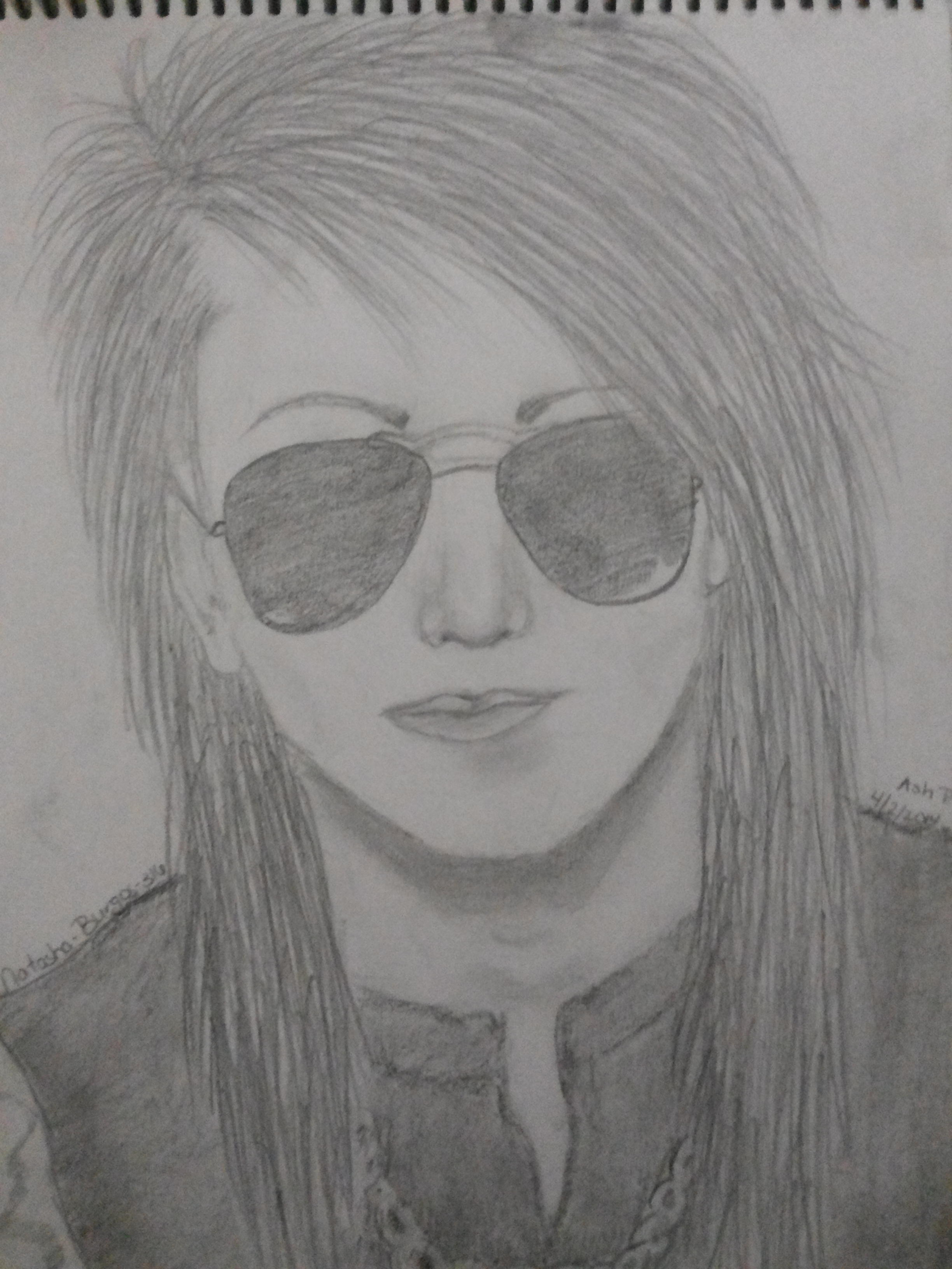 Ashley Purdy by Natasha-Burgos-316 on DeviantArt