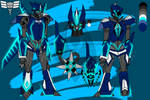 Nytris Ref Sheet (Cybertronian) by Nytris-Booster