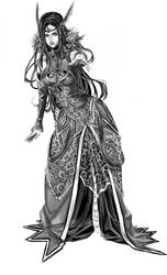 Empress - Leviticus Cross by alecmg81