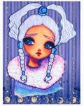 Princess Yue - ATLA by verucadoll