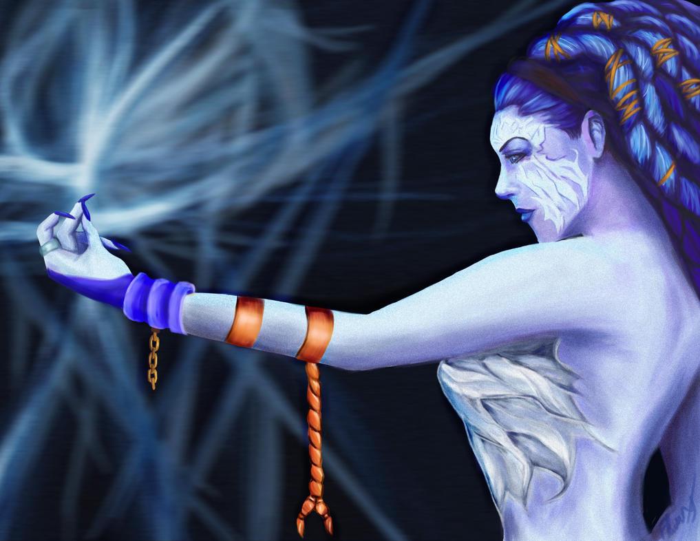 Shiva by KHchick101