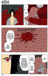 Sasuke overwhelms Orochimaru Pt. 1