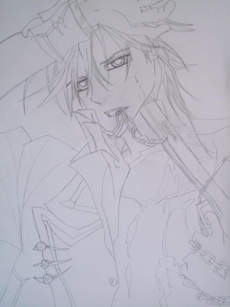 Vampire Hunter by AnimeCouples1992