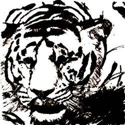 Tiger no.1 the manga tiger