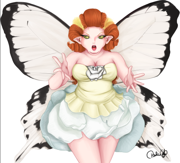 Queen Mab by Subarichan