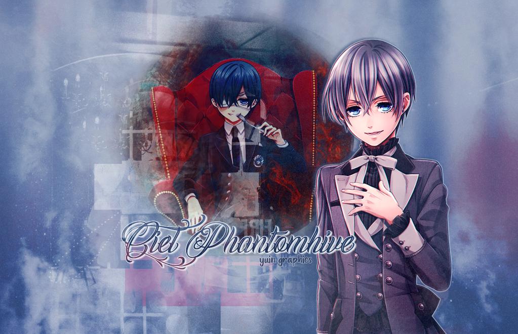 Ciel Phantomhive Wallpaper By Yuiny
