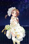 Misaki Shido wedding