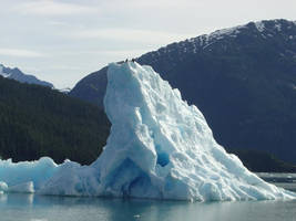 One Hell of an Iceberg by ihavenimbus