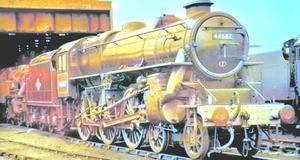 '44687 the Black Five Ten Wheeler'