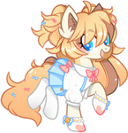 bells + ribbons pony adoptable auction / CLOSED