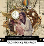 OLD STOCK PNG PACK