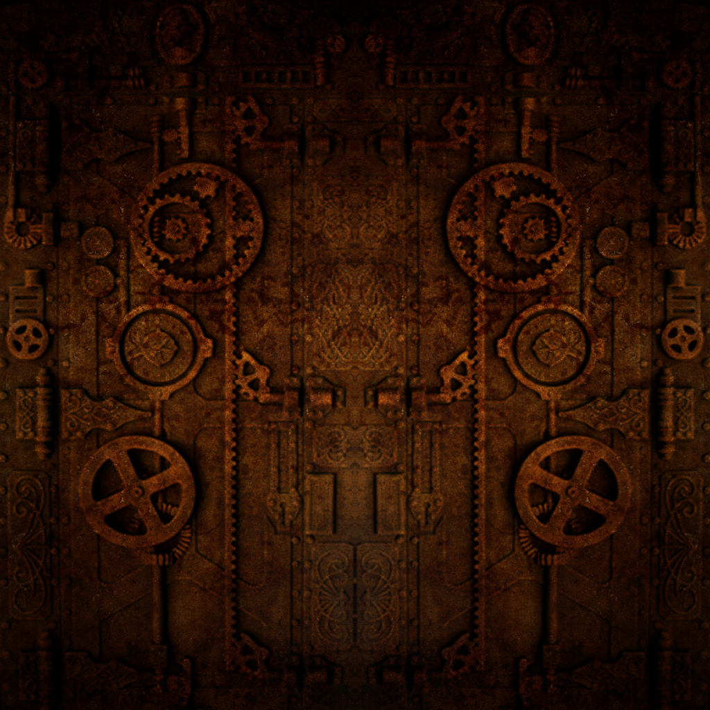 STEAMPUNK DOOR by amerianna on DeviantArt